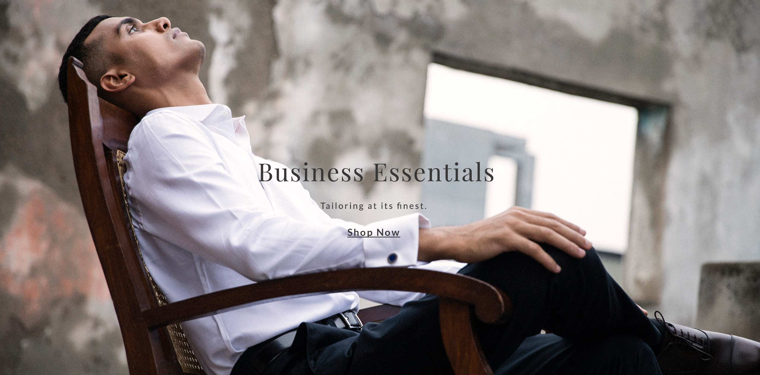 Luxury Formal Shirts for Men