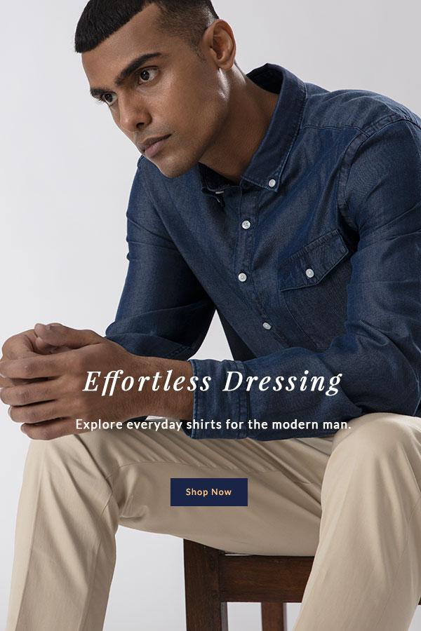 Premium Casual Shirts for Men