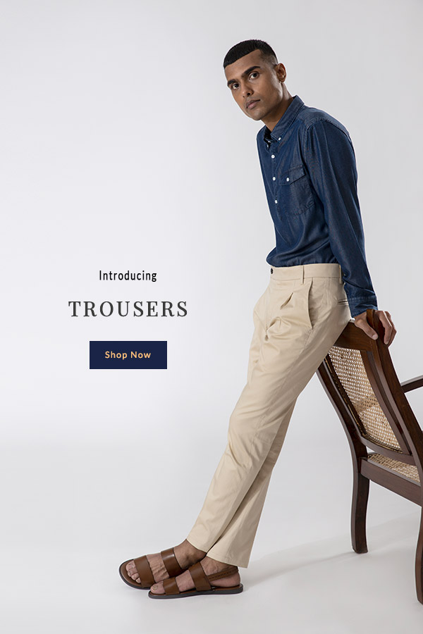 Introducing Premium Trousers for Men