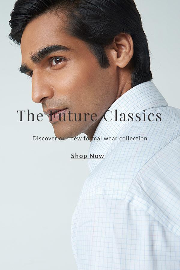 100% Supima Luxury Shirts for Men