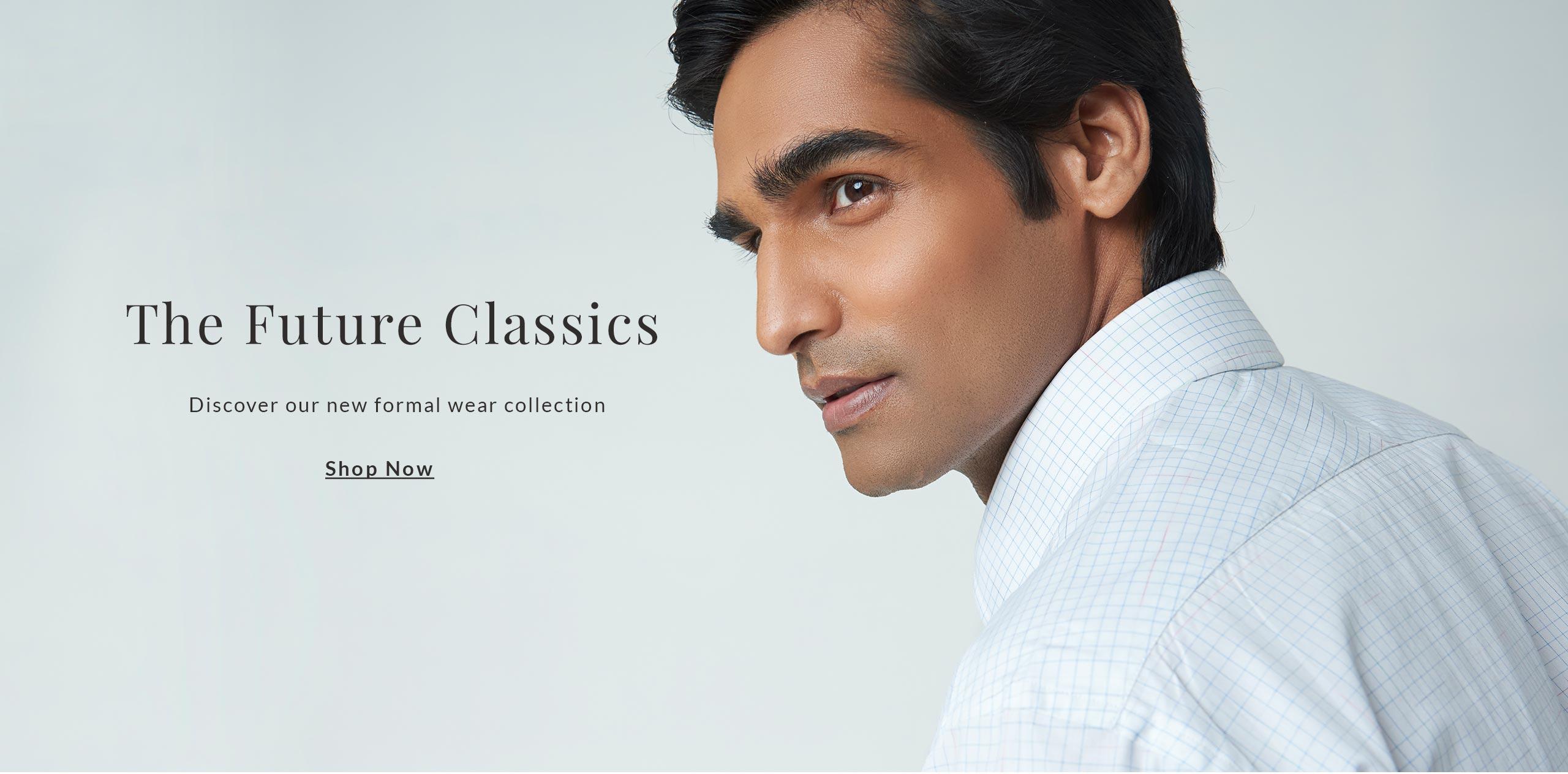 Shop Luxury Shirts for Men