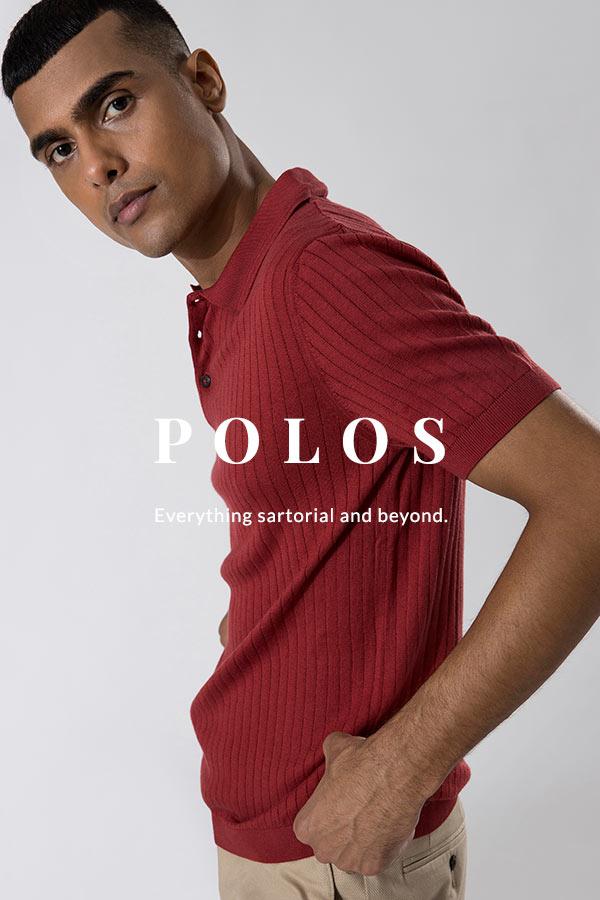 Knit Polos